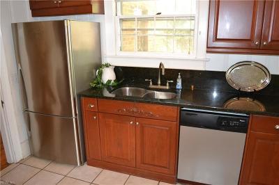 Norfolk Single Family Home For Sale: 1204 S Fairwater Dr