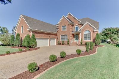 Hampton Single Family Home Under Contract: 13 Southall Lndg