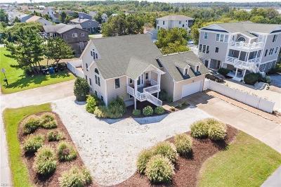 Sandbridge Beach Single Family Home Under Contract: 2325 Sandpiper Rd