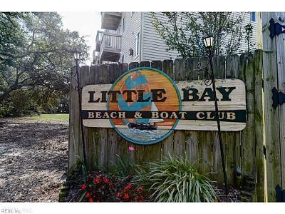 Norfolk Single Family Home For Sale: 837 Little Bay Ave #5