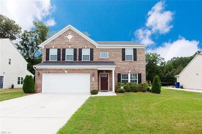 Newport News Single Family Home New Listing: 556 Leonard Ln
