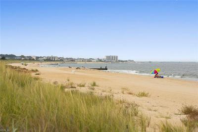 Norfolk Single Family Home New Listing: 2100 E Ocean Vw #37