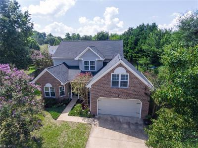 Chesapeake Single Family Home New Listing: 1200 Treeland Ter
