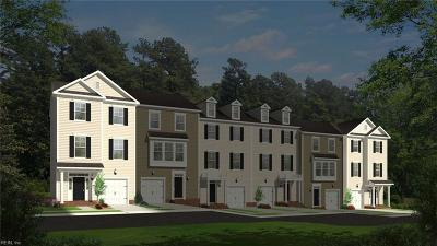 Williamsburg Single Family Home Under Contract: 901 Prosperity Ct #47