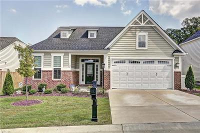 Williamsburg Single Family Home For Sale: 102 Roanoke St