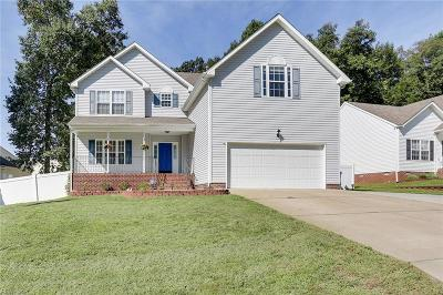 Williamsburg Single Family Home New Listing: 5805 Montpelier Dr