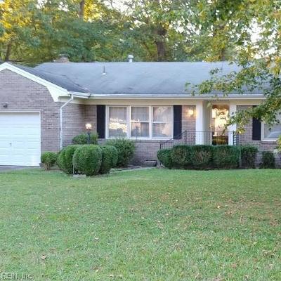 Single Family Home For Sale: 2300 River Oaks Dr