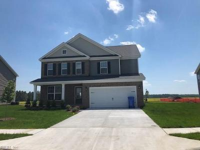 Chesapeake Single Family Home Under Contract: 3212 Hector Ln
