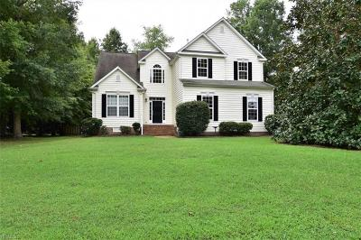Williamsburg Single Family Home For Sale: 2833 Jonas Profit Trl