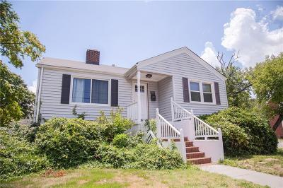 Norfolk VA Multi Family Home For Sale: $230,000