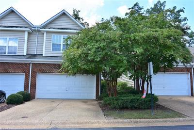 Williamsburg Single Family Home Under Contract: 4587 Beacon Hill Dr