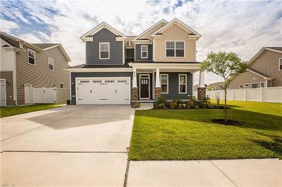 Chesapeake Single Family Home New Listing: 672 Baker Loop