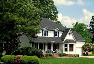 Chesapeake Single Family Home New Listing: 1008 San Juan Dr