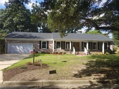 Hampton Single Family Home New Listing: 26 Ivy Home Rd