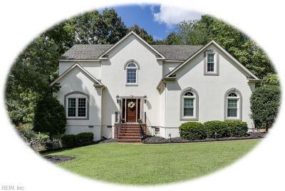 Williamsburg Single Family Home New Listing: 3476 Frances Berkeley