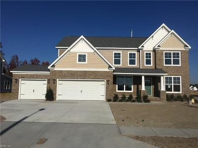 Chesapeake Single Family Home Under Contract: 3205 Ronald Ct