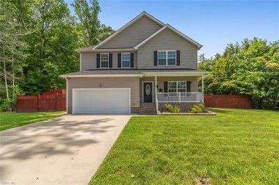 Chesapeake Single Family Home New Listing: 200 Kendra Ct