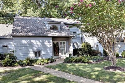 Williamsburg Single Family Home New Listing: 252 Archers Mead