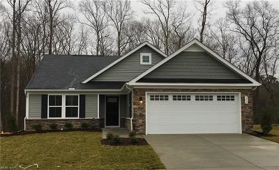 Williamsburg Single Family Home Under Contract: 208 Valley Gate Ln