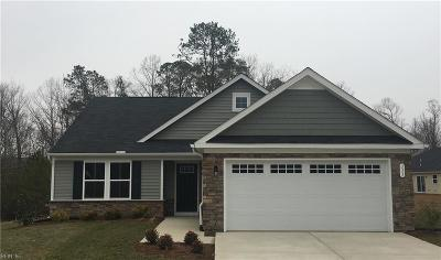 Williamsburg Single Family Home Under Contract: 111 Peppergrass Ct