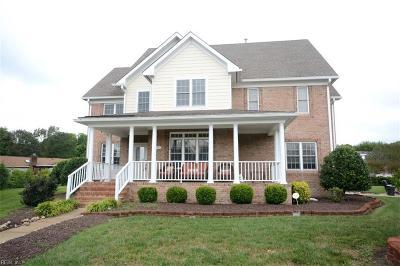 Chesapeake Single Family Home New Listing: 704 Great Marsh Cir