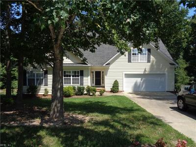 Williamsburg Single Family Home New Listing: 3909 Guildford Ln