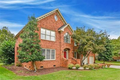 Chesapeake Single Family Home New Listing: 638 Hidden Falls Ln