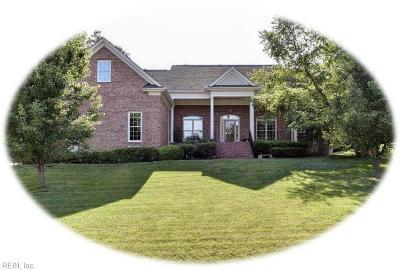 Williamsburg Single Family Home New Listing: 108 Stone Path