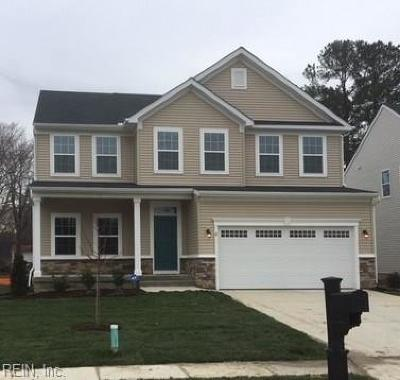 Hampton Single Family Home Under Contract: 8 Waterfowl Cv