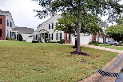 Williamsburg Single Family Home New Listing: 4512 Pleasant View Dr