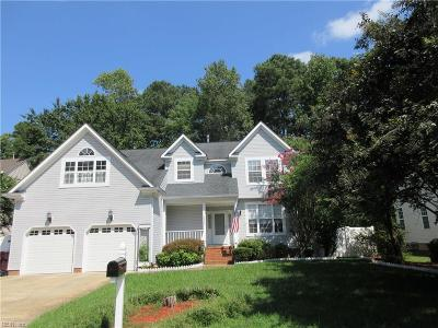 Chesapeake Single Family Home New Listing: 3663 Mardean Dr