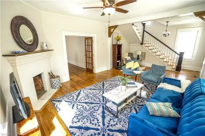 Single Family Home For Sale: 205 N Broad St