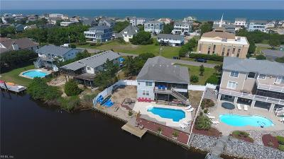 Sandbridge Beach Single Family Home For Sale: 3027 Little Island Rd