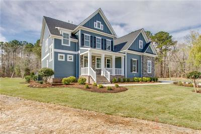 Chesapeake Single Family Home New Listing: Mm Randolph At St Brides Rd W