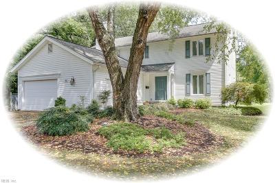 Hampton Single Family Home New Listing: 92 Hampton Roads Ave