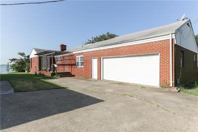 Norfolk Single Family Home New Listing: 1339 Bayville St