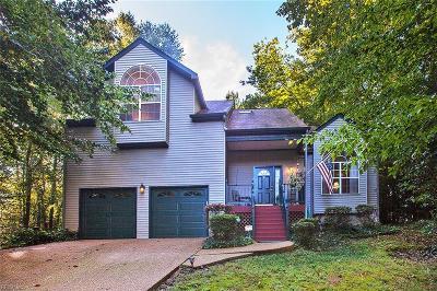 Williamsburg Single Family Home New Listing: 202 Marble Run