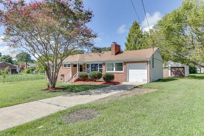 Hampton Single Family Home New Listing: 546 Rogers Ave