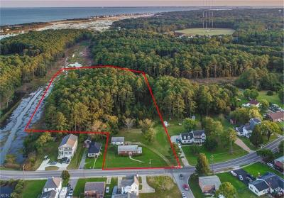 Hampton Single Family Home New Listing: 802 Beach Rd
