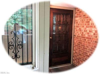Williamsburg Single Family Home New Listing: 376 Merrimac Trl #613