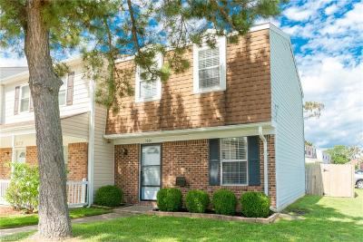 Virginia Beach VA Single Family Home New Listing: $150,000