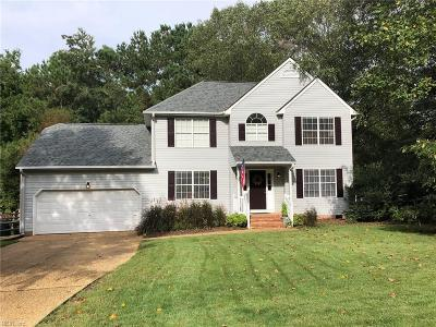 Williamsburg Single Family Home New Listing: 4484 Powhatan Xing