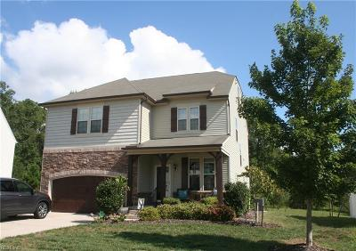 Williamsburg Single Family Home New Listing: 313 Cheeseman Rd