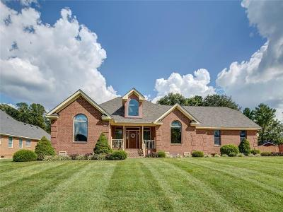 Suffolk Single Family Home New Listing: 119 Springfield Ter