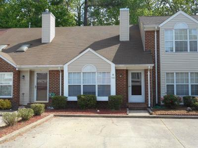 Hampton Single Family Home New Listing: 410 Woodview Ln