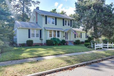 Hampton Single Family Home New Listing: 139 Ocanoe Pl