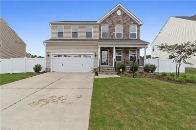 Chesapeake Single Family Home New Listing: 712 Appalachian Ct #Ches