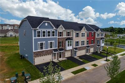 Chesapeake Single Family Home New Listing: Mm Schubert At Bryan's Cove