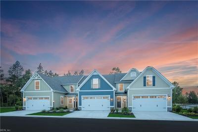 Chesapeake Single Family Home New Listing: Mm Calvert At Bryan's Cove