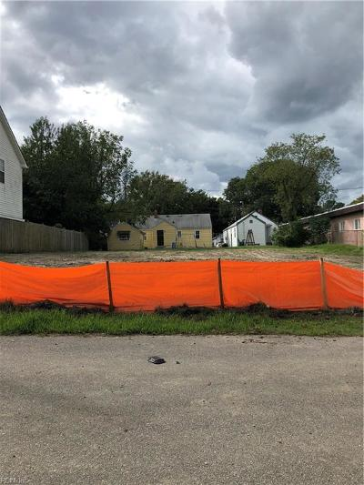 Norfolk Residential Lots & Land For Sale: 2219 Lead St